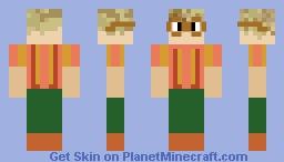 Karl/Carl Minecraft Skin