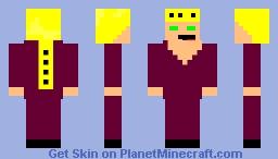 Derp Giorno gavanna Minecraft Skin