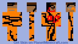superdoodie and dark doodie Minecraft Skin