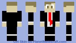 Buisness Lee Minecraft Skin