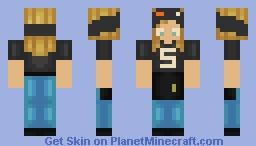 Subway Worker Minecraft Skin