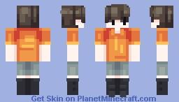 Ratchet55's Request Minecraft Skin