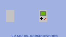 GameBoy Minecraft Skin
