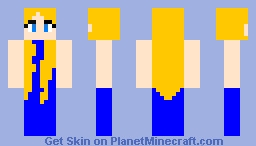 I just put hair , clothes and eyes to make this Minecraft Skin