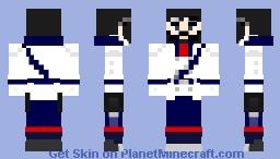 General Ironwood (Without coat) Minecraft Skin