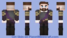 [LOTC] Purple Puritan Lord Minecraft Skin
