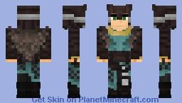 Loki God of Mischief - Concept Minecraft Skin