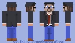 doug walker nostalgia critic (Request) Minecraft Skin