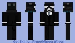 Fancy Trooper Minecraft Skin