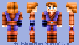 Anakin Skywalker Minecraft Skin