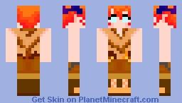 Chang Minecraft Skin