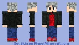 Kim Namjoon Minecraft Skin