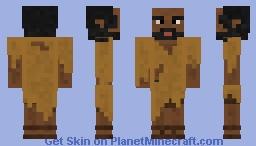 raggedy man Minecraft Skin