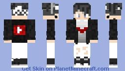xxgregsterxx Minecraft Skin