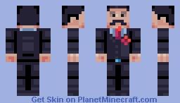 Mumbo Jumbo Minecraft Skin