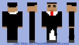 Hogwarts sdudent Minecraft Skin