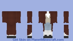 Human Male Suit Minecraft Skin