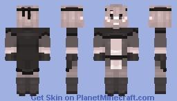 Ulfred Hagmer Minecraft Skin