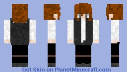 Ray Formal Minecraft Skin