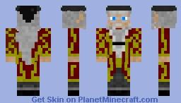 Albus Dumbledore Minecraft Skin