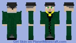 Minevra McGonagall Minecraft Skin