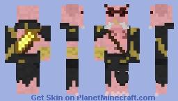 Piglin Guardian Minecraft Skin
