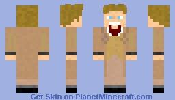 Gilderoy Lockhart Minecraft Skin