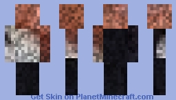 I tried to do Donald Trump but it ended like this Minecraft Skin
