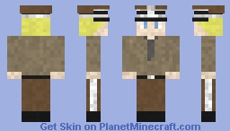 Soldier Uniform Skin Minecraft Skin