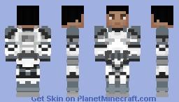 104th Clone Trooper Minecraft Skin