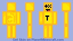 Ahora Si Po Minecraft Skin