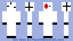 Wild card (from Fortnite) Minecraft Skin