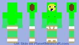 Dumb Faced Mully Minecraft Skin