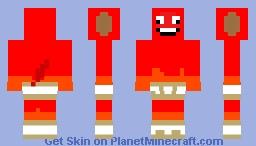 Crazy Brush Mully Minecraft Skin