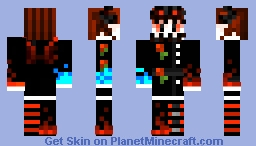 𝔇𝔢 𝔐𝔬𝔫𝔰𝔱𝔢𝔯 Minecraft Skin