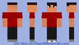 Lidor_Asor Remasterd (REQUEST) Minecraft Skin