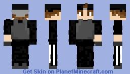 Swat boy Minecraft Skin