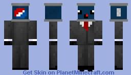 bottle boy Minecraft Skin