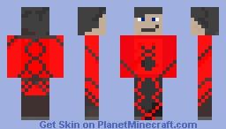 swift Minecraft Skin