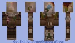 Dead Sea Diver -  Under the Sea Minecraft Skin Contest Minecraft Skin