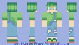 Summer Valley Pallet Contest Minecraft Skin