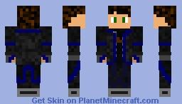 Petrus hogwarts Minecraft Skin