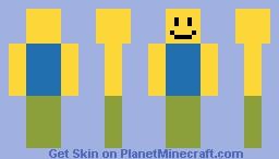 OOF! Minecraft Skin