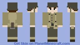 U.S. Squad Leader (Enlisted) Minecraft Skin
