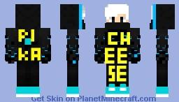 Pikacheese Minecraft Skin
