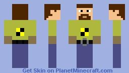 physics buff Minecraft Skin