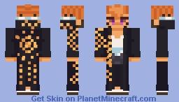 [ mondo owada ] - danganronpa Minecraft Skin