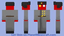 Soviet Union Minecraft Skin