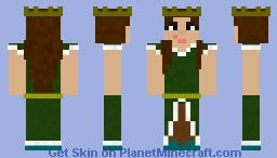 Queen Minecraft Skin