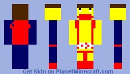 derby duck Minecraft Skin
